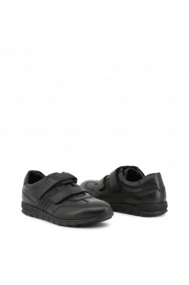 Pantofi sport Lumberjack PARKER_SM16405-002_BLACK Negru
