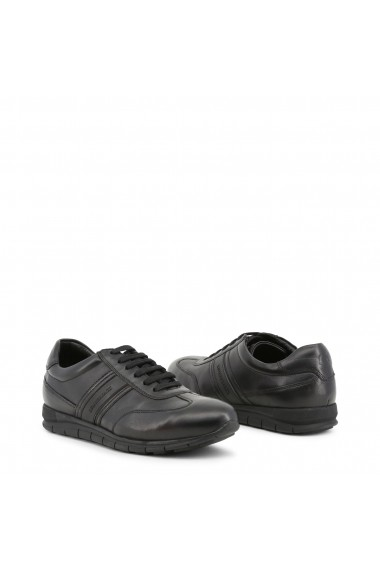 Pantofi sport Lumberjack PARKER_SM16405-001_BLACK Negru