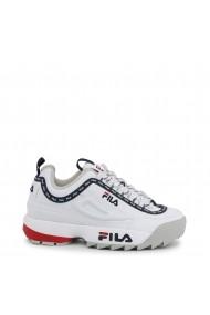 Pantofi sport FILA DISRUPTOR-LOGO-LOW_1FG Alb