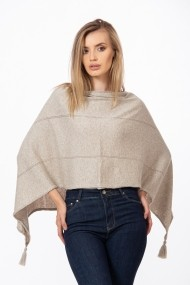 Poncho Be You 0834 Bej
