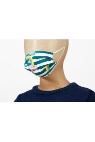 Masca de protectie pentru copii, model curcubeu Be You