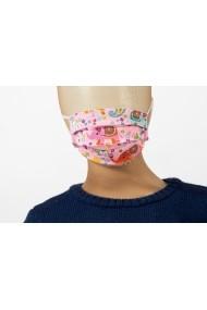 Masca de protectie pentru copii, model elefanti Be You