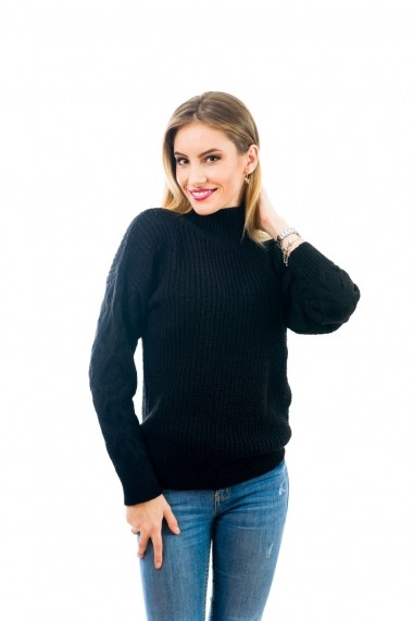 Bluza Carmen Grigoriu Esential-Negru