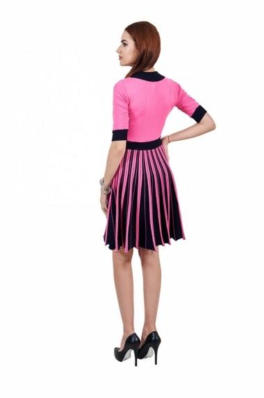 Rochie Carmen Grigoriu Sunny-Pink