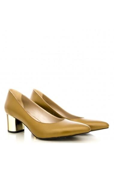 Pantofi cu toc CONDUR by alexandru kaky
