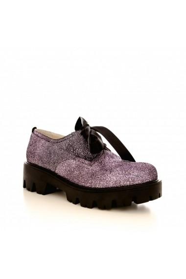 Pantofi CONDUR by alexandru 1701 cher lila