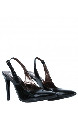 Pantofi cu toc CONDUR by alexandru lac negru