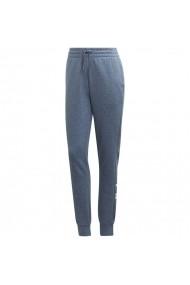 Pantaloni sport pentru femei Adidas Essentials Linear FL W EI0672