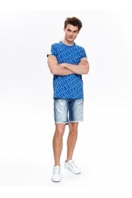 Tricou Top Secret TOP-SPO4181NI Bleu