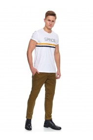 Tricou Top Secret TOP-SPO4502BI Alb
