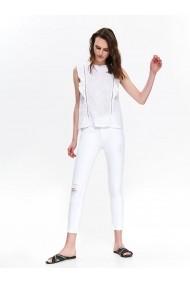 Jeansi Skinny Top Secret TOP-SSP3189BI Alb