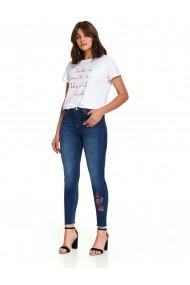 Jeansi Skinny Top Secret TOP-SSP3286NI Albastru