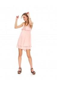Rochie scurta Top Secret TOP-SSU2756RO Roz