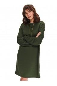 Rochie scurta Top Secret TOP-SSU3060ZI Verde