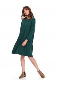 Rochie midi Top Secret TOP-SSU3056ZI Verde