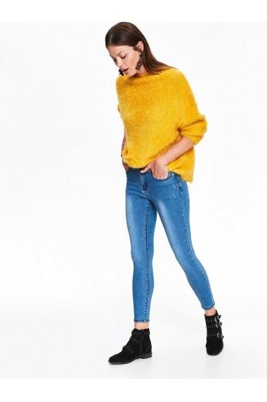 Jeansi skinny Top Secret TOP-SSP3047NI Bleu