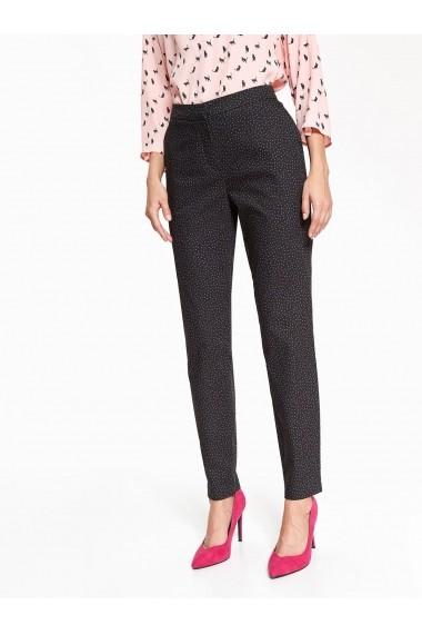 Pantaloni drepti Top Secret TOP-SSP3147BR