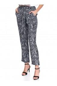 Pantaloni drepti Top Secret TOP-SSP2900GR Bleumarin