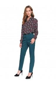 Pantaloni drepti Top Secret TOP-SSP3408TU Turcoaz