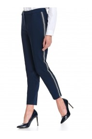 Pantaloni drepti Top Secret TOP-SSP3470GR Bleumarin