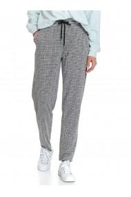 Pantaloni drepti Top Secret TOP-SSP3473SZ Gri