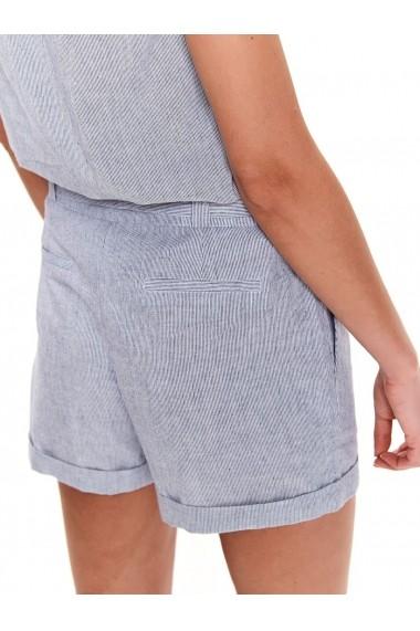 Pantaloni scurti Top Secret TOP-SSZ0942GR Bleumarin - els