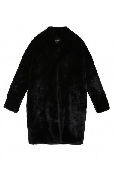 Palton Top Secret TOP-SPZ0470CA negru