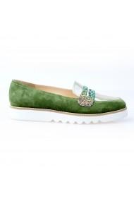 Pantofi sport casual Thea Visconti Verzi