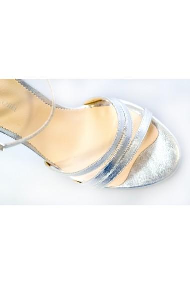 Sandale Thea Visconti S 331-17-310 Argintiu