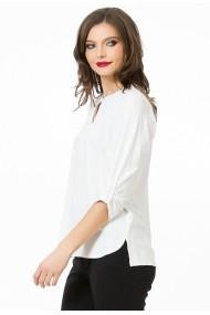 Bluza Sense vascoza Amelia alb