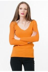 Pulover Sense lana Donattella orange