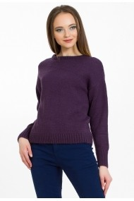 Pulover Sense tricotat Greta mov