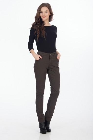 Pantaloni drepti Sense Jessy maro