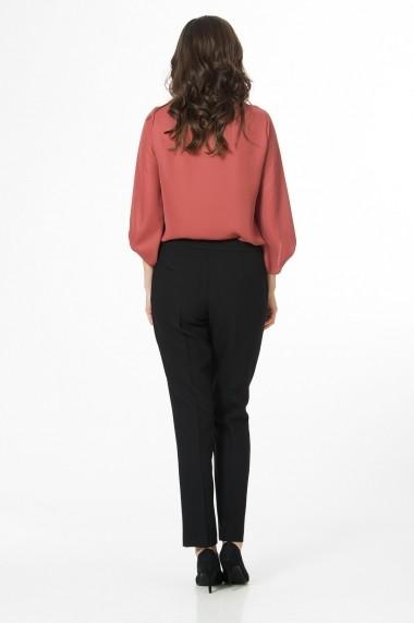 Pantaloni drepti Sense CA4999 Natasha negru