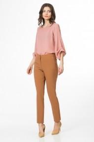 Pantaloni drepti Sense CA4999 Natasha Camel