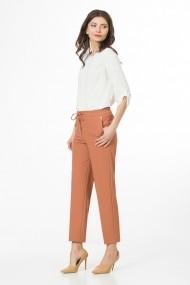 Pantaloni drepti Sense CA4966 Kimberly Camel