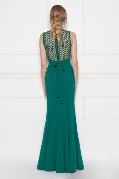 stiluri de moda cumpărați ieftin vânzare Statele Unite online Rochie lunga, clos NISSA de seara RS8417 Verde - FashionUP!