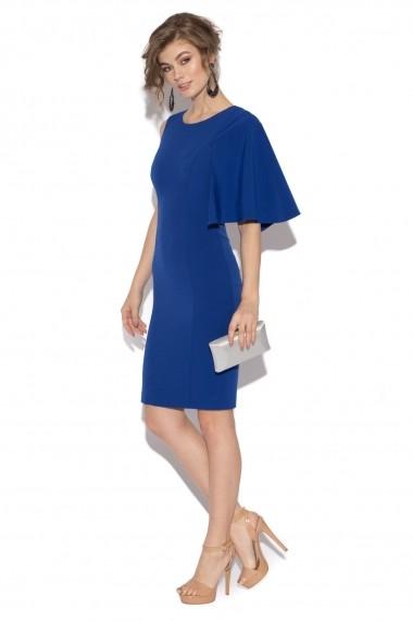 Rochie NISSA de cocktail albastra albastra