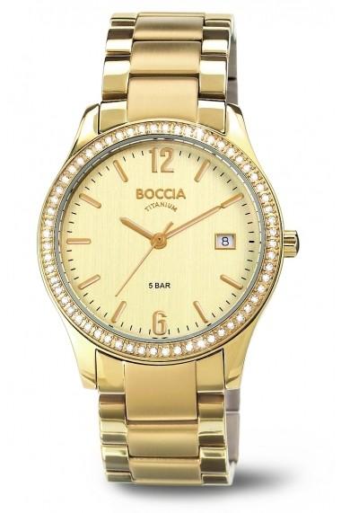 Ceas pentru femei marca BOCCIA 3235-03