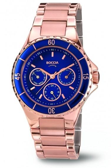 Ceas pentru femei marca BOCCIA 3760-01