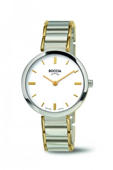 Ceas pentru femei BOCCIA 3252-03