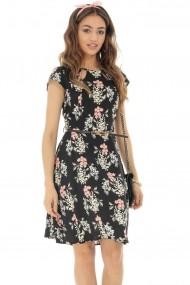 Rochie scurta Roh Boutique DR3833 Floral