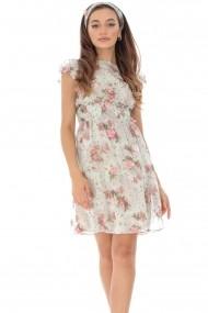 Rochie scurta Roh Boutique DR3939 florala