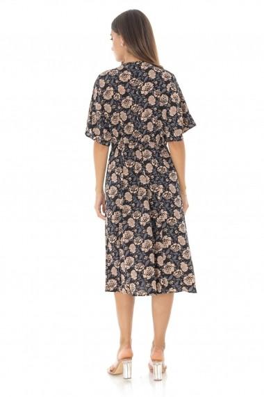 Rochie midi de zi Roh Boutique DR3950 floral