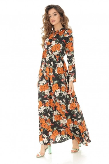 Rochie lunga Roh Boutique DR3773 Florala