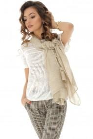 Bluza Roh Boutique BR2067 Crem