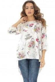 Bluza Roh Boutique BR2107 Floral