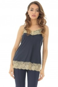 Top Roh Boutique BR2105 Bleumarin