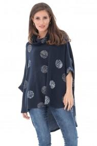 Блуза Roh Boutique ROH-8967 Тъмносин