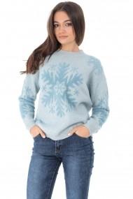 Pulover Roh Boutique BR2226 Bleu